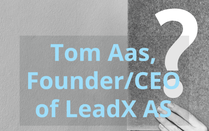 Video Insights Tom Aas LeadX